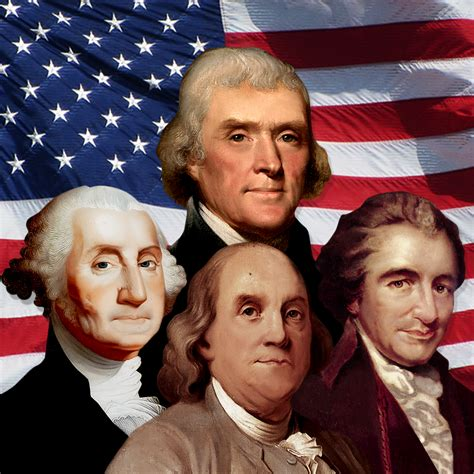 Contempy by The Founding Fathers Demigods Or Scoundrels