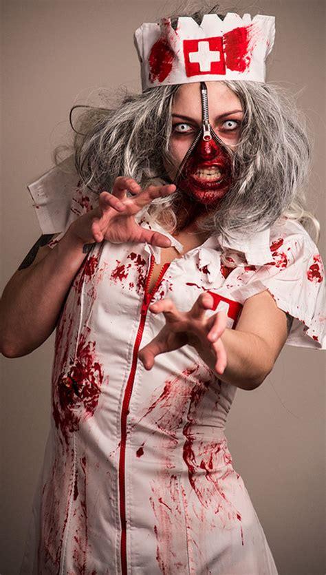 zombie zipper tutorial zipper face make up