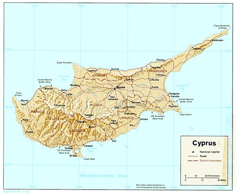 where is cyprus on the world map map of cyprus geography