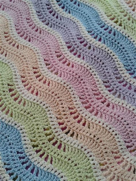 Unique Crochet Baby Blanket by Unique Crochet Baby Blanket Patterns Crochet And Knit