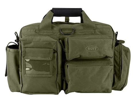 briefcase tactical boyt tactical briefcase olive drab mpn tac100 od