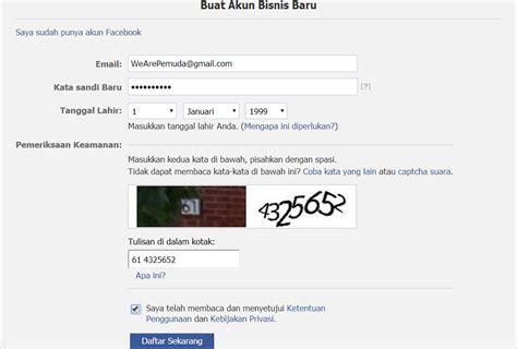 cara membuat akun facebook tanpa kode konfirmasi cara membuat akun facebook tanpa nama