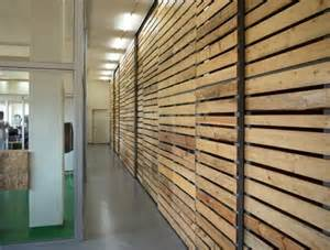 reclaimed wood divider pallet wall divider crafts pinterest pallets wall