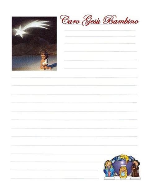 lettere a gesu bambino lettera a ges 217 bambino rmfonline