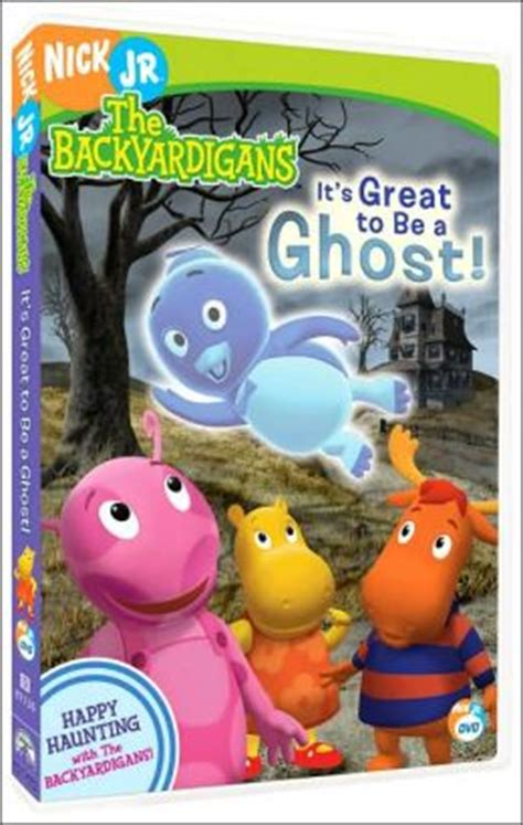 Backyardigans Ghost Song Backyardigans Its Great To Be A Ghost