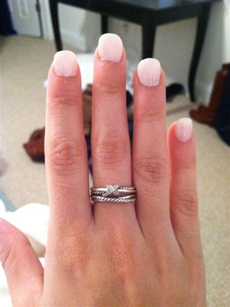 david yurman pave crossover x ring most beautiful