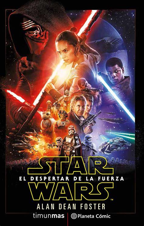 libro the force comprar libro star wars el despertar de la fuerza novela