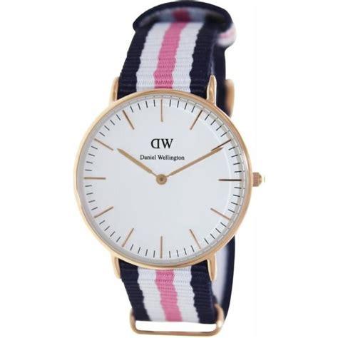 montre femme daniel wellington 0506dw bracelet cuir achat vente montre soldes d 232 s le 27