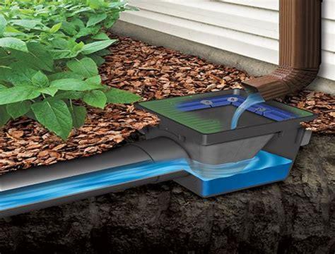 drainage solutions ideas  pinterest patio