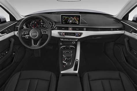 audi dashboard 2017 2017 audi a4 euro spec review