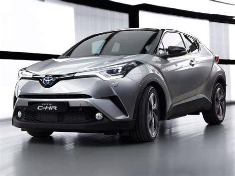 Toyota Cr Ecomoto Sk Toyota C Hr 2017 Hybrid Predstaven 253 V ženeve
