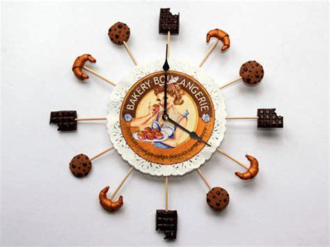 horloge d馗orative cuisine montre de cuisine