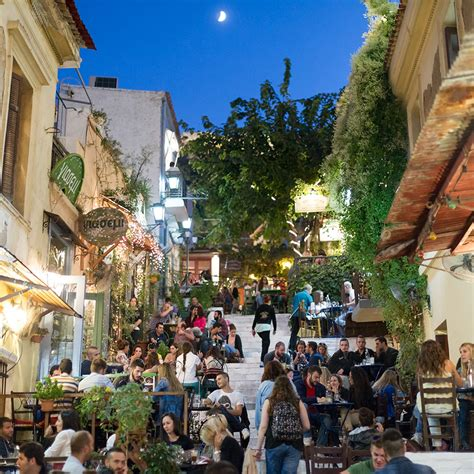 ?Plaka? and ?Makriyianni?: The most picturesque neighbourhoods of Athens   Athens Walking Tours