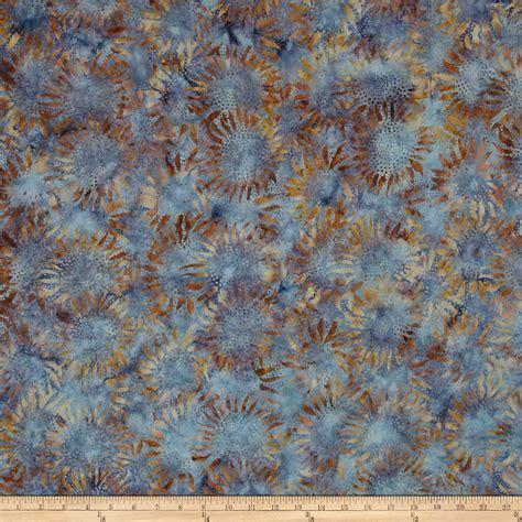 Bali Fabrics Quilting by Hoffman Bali Batiks Sunflower Cabo Discount Designer