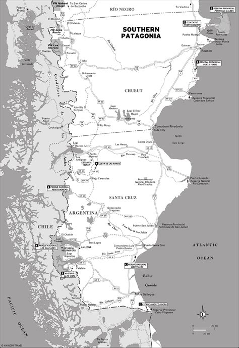 printable map argentina printable travel maps of argentina moon travel guides