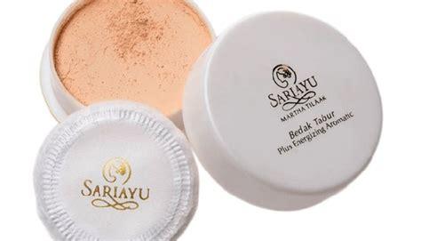 Harga Sariayu Foundation Kuning Langsat bedak tabur sariayu untuk kulit sawo matang putih