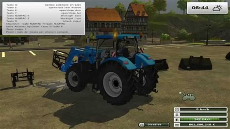 mods game farming simulator 2013 farming simulator 2013 new test mod new holland t7040 by