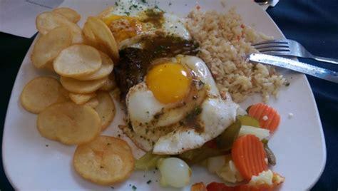 portuguese dish recipes bife a portuguesa steak and egg portuguese style