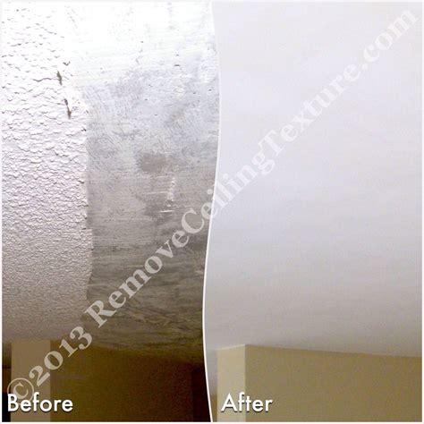 ceiling refinishing vancouver diy fail