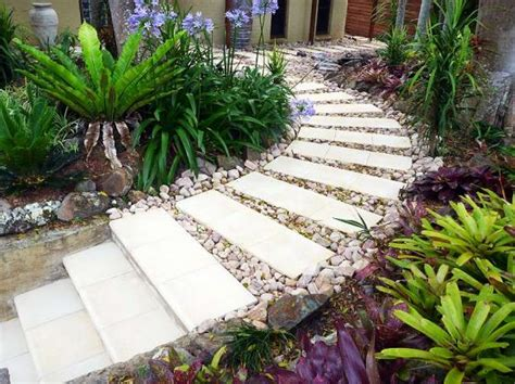 Garden Improvement Ideas Garden Path Design Ideas Get Inspired By Photos Of Garden Paths From Australian Designers