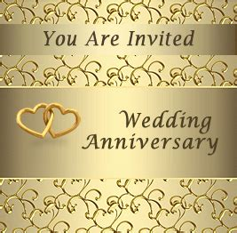 Wedding Anniversary Card Maker by Freeware Anniversary Invitation Cards Designer For Mac By