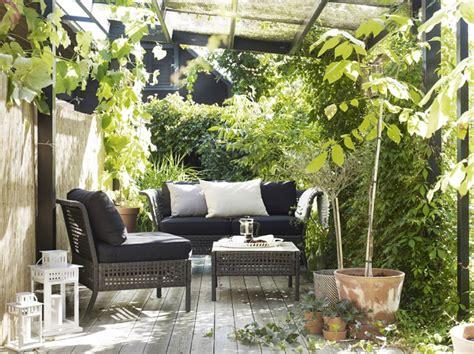 piante da terrazza arredo terrazzo per un effetto moderno ed elegante