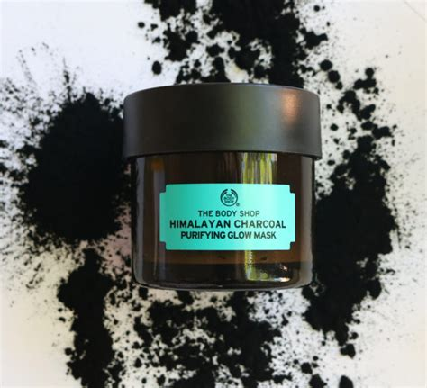 Masker The Shop Himalayan the shop himalayan charcoal purifying mask review one stiletto at a time