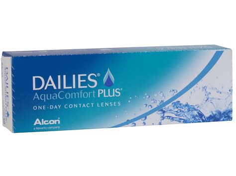 daily aqua comfort plus dailies aquacomfort plus 30 pack contact lenses lensdirect