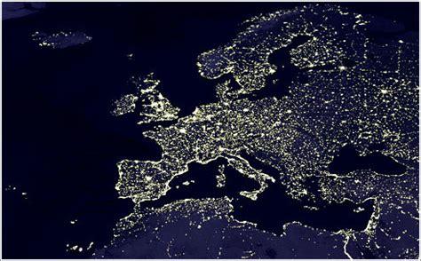 imagenes satelitales de la tierra de noche la tierra de noche microsiervos ecolog 237 a