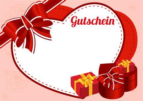 Kostenlose Vorlage Gutschein Essen Valentinstag Gutschein Vorlagen Kostenlos Zum Ausdrucken