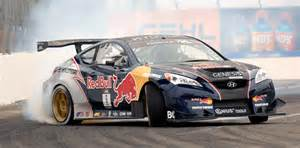 Hyundai Genesis Coupe Drift Hyundai Genesis Coupe Goes Digital For Forza Motorsport 3