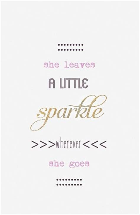 printable glitter quotes sparkles art print baby girls glitter and tattoo quotes