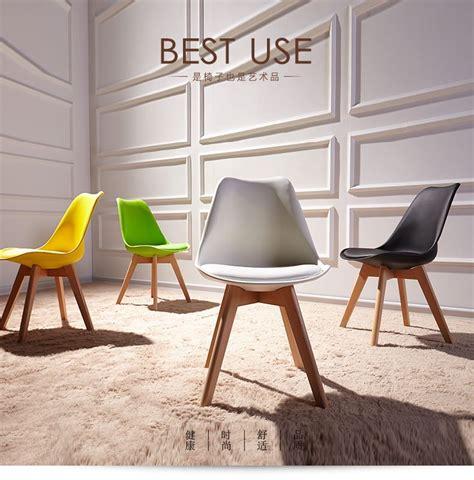 Stuhl Plastik Holz by Mmilo Tulip Design St 252 Hle Esszimmer Wei 223 Stuhl Holz