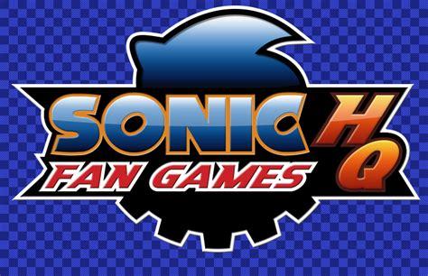 sonic fan hq sonic fan hq logo by overxbound on deviantart