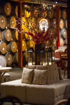 barrel room reception and dance space v sattui winery photo of charles krug winery peter mondavi family travel