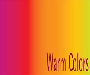 what are warm colors in understanding and the meaning of color within design