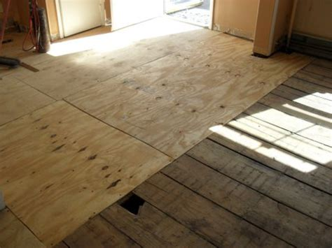 sub floor subfloor repair leveling and installation services all