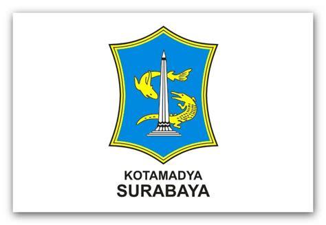 Lambang Surabaya logo pemkot surabaya kumpulan logo vector dan free