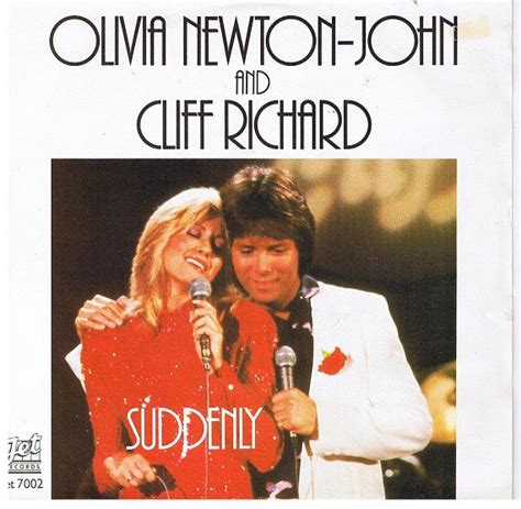 olivia newton john and cliff richard visakha olivia newton john cliff richard suddenly