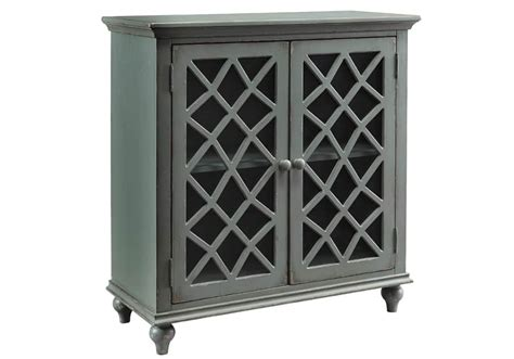 accent cabinets mirimyn antique gray door accent cabinet louisville