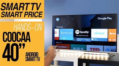 coocaa android tv  sg indonesia quick review