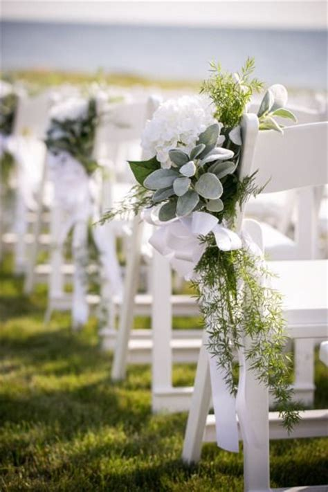 wedding ceremony decor wedding aisle decor door decor kittansett club wedding from zev fisher photography