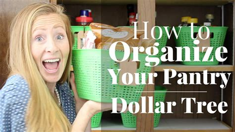 organizing your pantry how to organize your pantry dollar tree organization