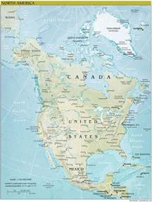 map of america continent america continent map mapsof net