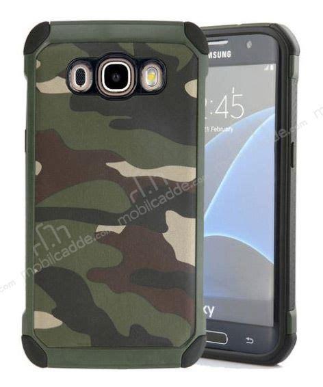 Samsung J7 2016 Army eiroo army samsung galaxy j7 2016 ultra koruma ye蝓il k莖l莖f