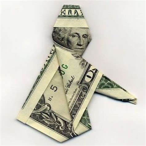 10 Dollar Bill Origami - 1000 images about origami on