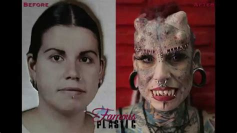 extreme tattoo transformation top freak show body modifications google search body