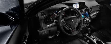 2019 acura ilx interior features acura of fayetteville