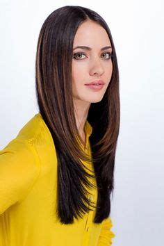Langhaarschnitt Damen 220 Ber 1 000 Ideen Zu Langes Stufiges Haar Auf Pinterest