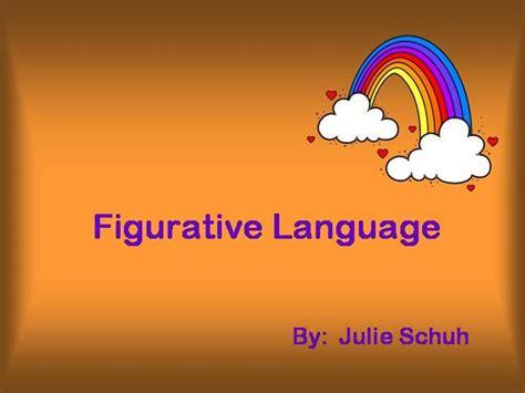 powerpoint themes language figurative language authorstream